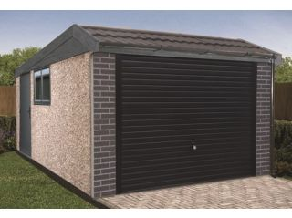 This is the Mansard Anthracite in standard specification