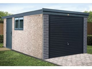 The Pent Anthracite Deluxe in standard specification