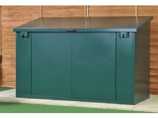 The Airedale is a lovely secure storage unit