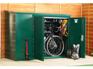 The Coverdale is ever popular for cycle storage