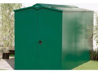 """A 10'9"""" Wharfedale in green colour"""