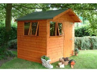 A standard specification Supreme Cabin in 8' x 6'