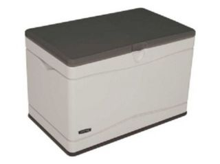 The Lifetime Storage Box is available in 2 sizes