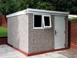 Concrete Sheds & Storerooms